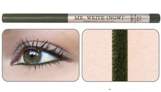 theBalm Mr Write (Now) Wayne (Olive) Eyeliner