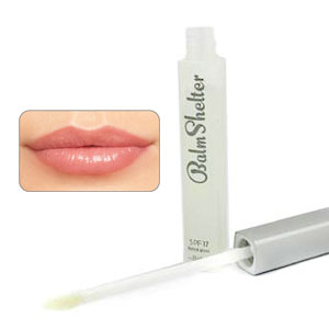 theBalm All American Girl (Clear) Tinted Lip Gloss SPF 17