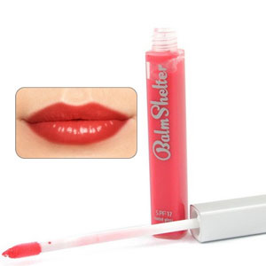 theBalm Pinup Girl (Sheer Cherry Red) Tinted Lip Gloss SPF 17