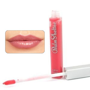 theBalm Daddy's Girl (Strawberry Pink) Tinted Lip Gloss SPF 17